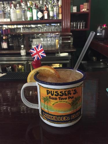Pusser's Road Town Pub