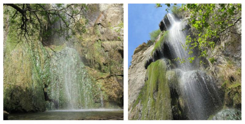Escondido Falls, Malibu CA