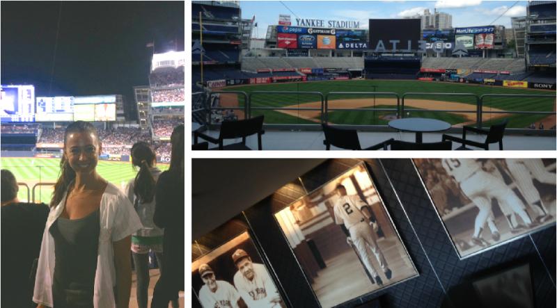 Yankee Stadium – Delta Sky Box