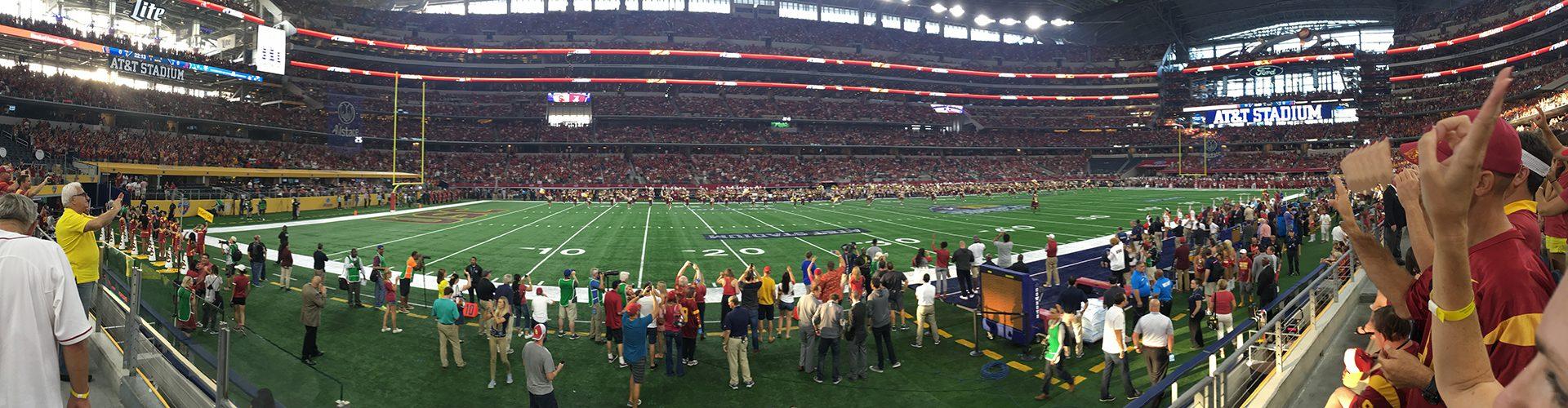 AT&T Stadium, Dallas TX
