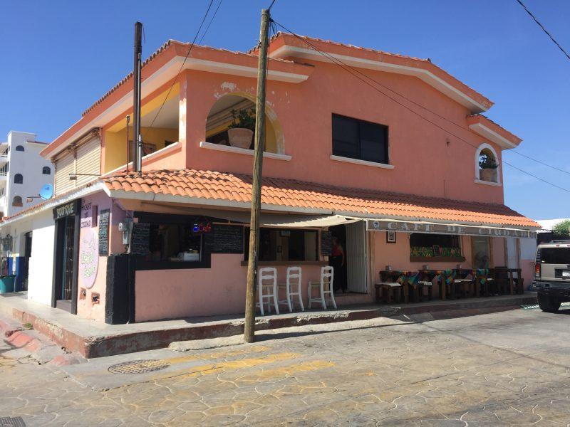 Cafe De Ciudad